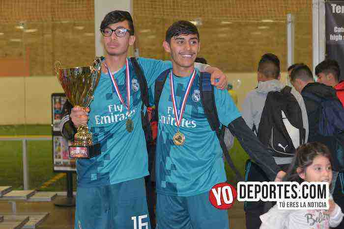 Liga San Francisco Champions Kids-Finales Futbol Infantil