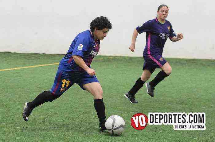 Liverpool-Las Lobas-Liga San Francisco Femenil martes-Chicago Futbol Femenil