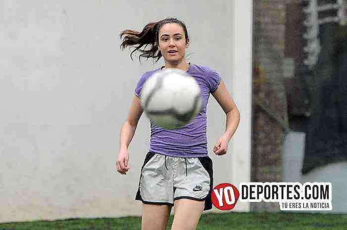 Liverpool-Las Lobas-Liga San Francisco Femenil martes Futbol Femenino Chicago