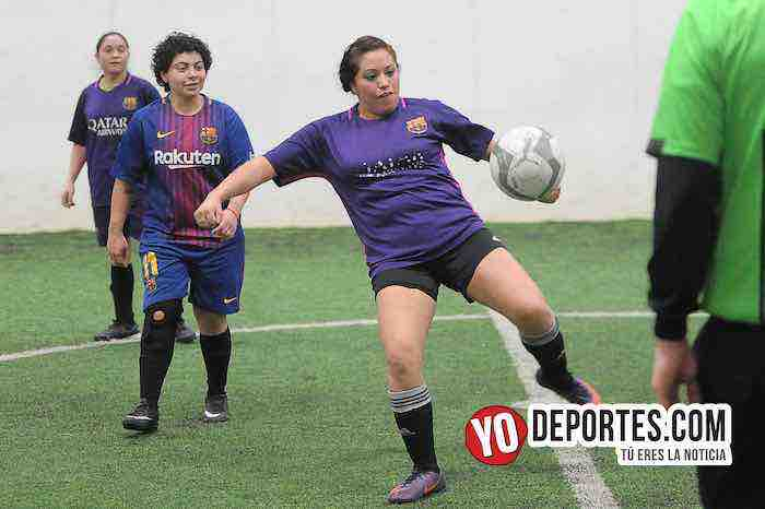 Liverpool-Las Lobas-Liga San Francisco Femenil martes futbol femenil