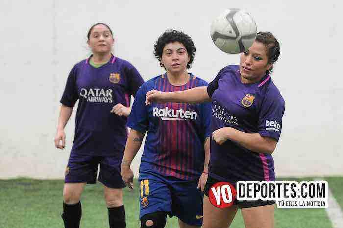Liverpool doma a Las Lobas en la Liga San Francisco Femenil