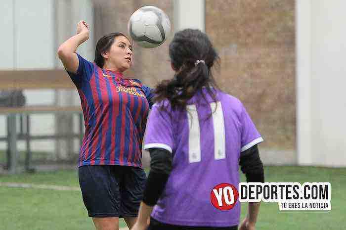 Liverpool-Las Lobas-Liga San Francisco Femenil martes