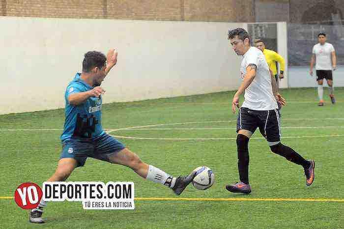Lobos FC-Porto Alegre-Liga Douglas Liguilla Mortal Torneo Corto