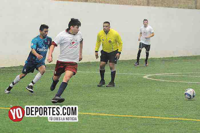 Lobos FC-Porto Alegre-Liga Douglas Playoffs Torneo Corto