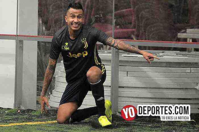 La Palma rebasa al FC Studz en la Champions de los Martes