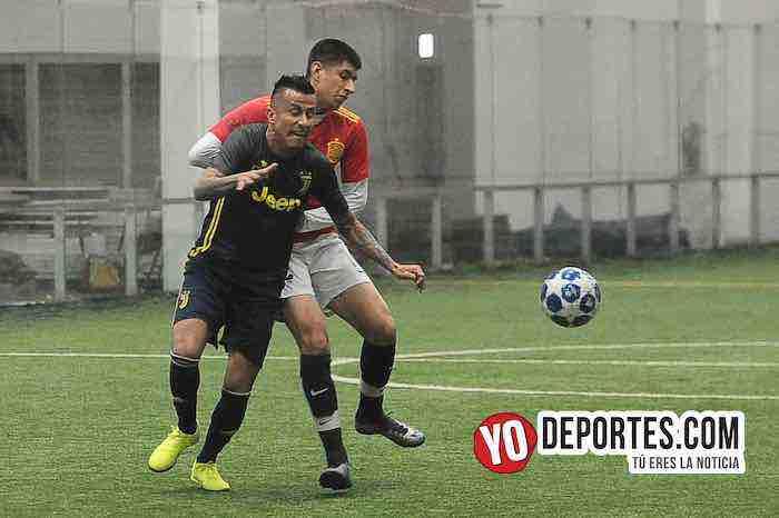 Luis El Negro Sandoval-Deportivo La Palma-FC Studz-Champions de los Martes-Liga San Francisco