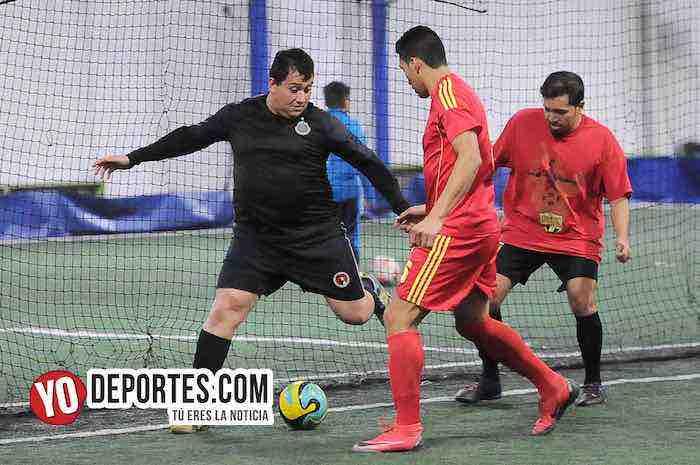Luna FC-Chivas-Liga Taximaroa