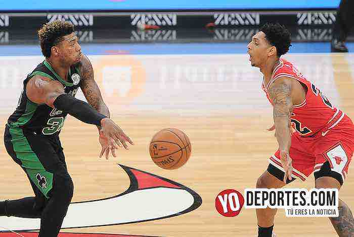 Marcus Smart-Cameron Payne-Chicago Bulls-Boston Celtics