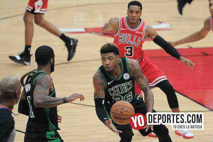 Marcus Smart-Chicago Bulls-Boston Celtics