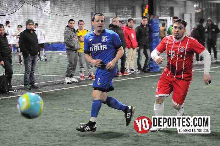 Misael Lopez-Nueva Italia-Las Palmas-Liga Taximaroa