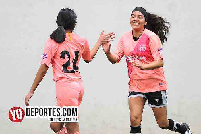 Nightmare-All Stars-Liga San Francisco-Copa Rosada Futbol Femenil Chicago