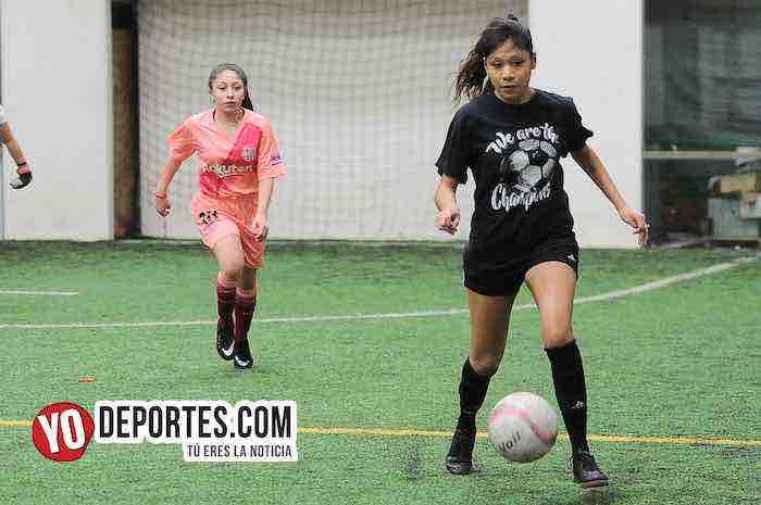 Nightmare-All Stars-Liga San Francisco-Copa Rosada Futbol Femenino