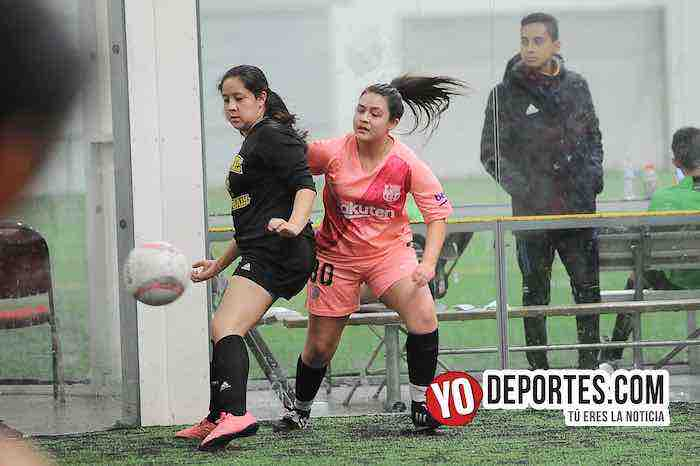 Nightmare-All Stars-Liga San Francisco-Copa Rosada Futbol Mujeres