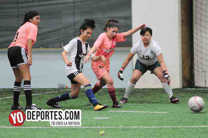Nightmare-All Stars-Liga San Francisco-Copa Rosada Mujeres Futbol