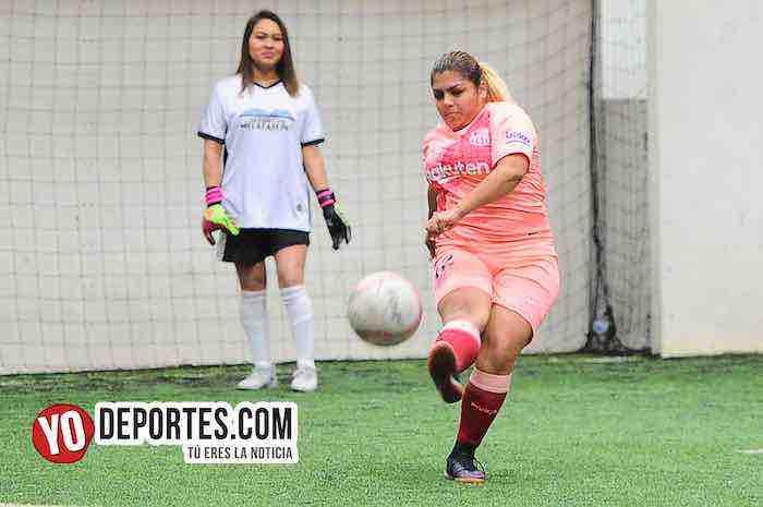 Nightmare-All Stars-Liga San Francisco-Copa Rosada Mujeres Futbolistas