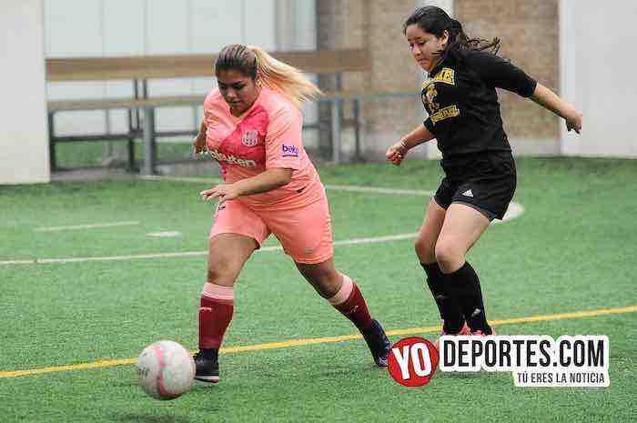 """Las All Stars tuvieron una """"pesadilla"""" en la Copa Rosada"""