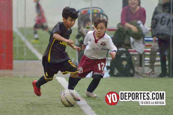 Oscar Trujillo-San Antonio-Deportivo 59-Liga Latinoamericana-Finales Champions Kids-2011