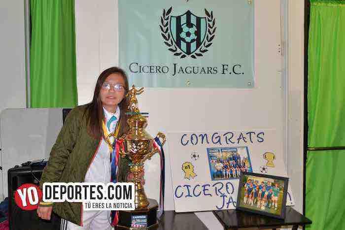 Perla Guzman-Cicero Jaguars Premier-Fiesta de Campeonas Veracruz