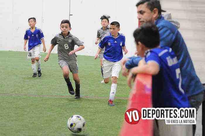 Porto-San Antonio-Champions Kids-Liga Latinoamericana Chicago semifinal