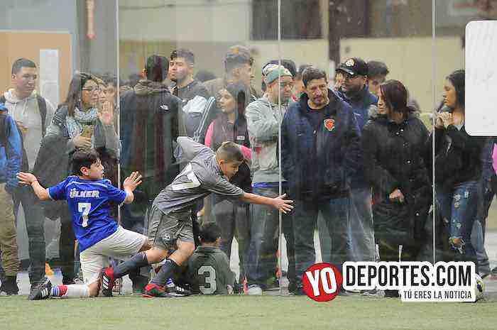 Porto-San Antonio-Champions Kids-Liga Latinoamericana Futbol Infantil