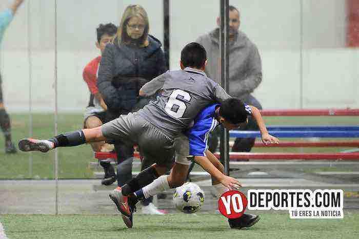 Porto-San Antonio-Champions Kids-Liga Latinoamericana Indoor Futbol