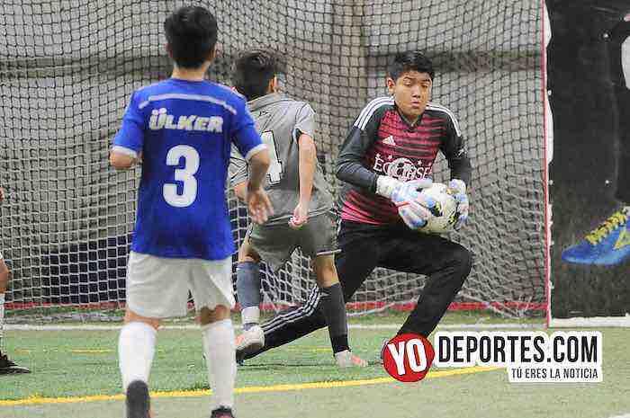 Porto-San Antonio-Champions Kids-Liga Latinoamericana Semifinal Infantil