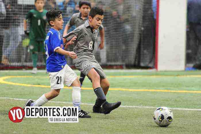 Porto-San Antonio-Champions Kids-Liga Latinoamericana Semnifinal