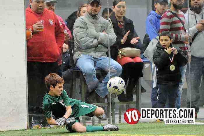 Porto-San Antonio-Champions Kids-Liga Latinoamericana