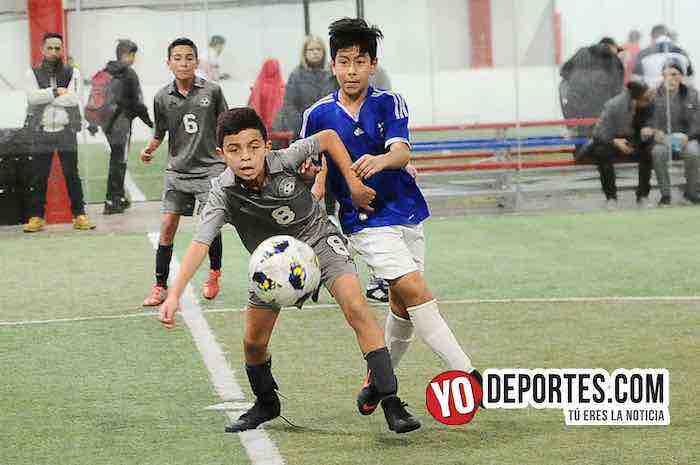 Porto elimina al San Antonio de la Champions Kids