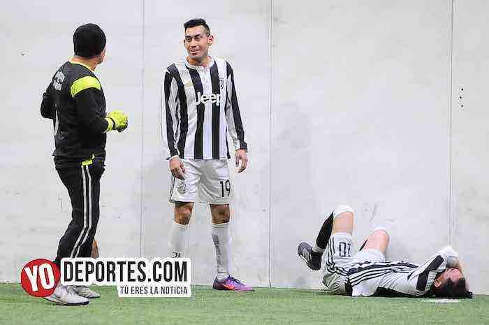 Real Colicos-Red Bulls-Liga 5 de Mayo Soccer League