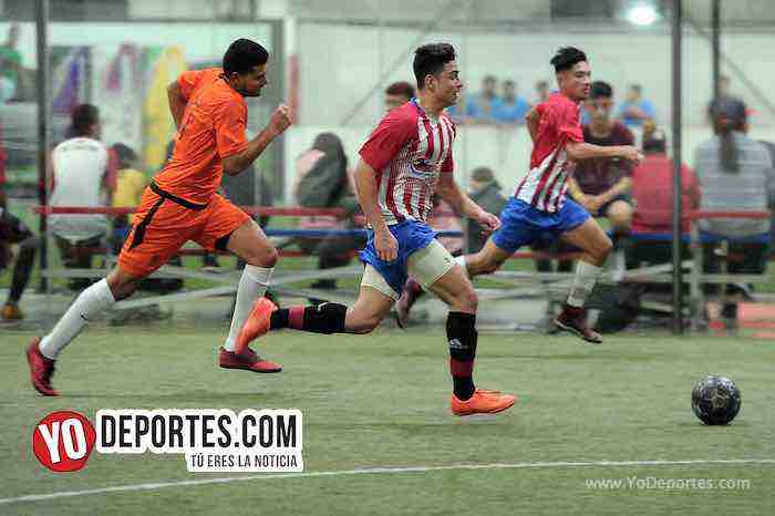Red Fire-Cardenas-Liga Latinoamericana-Champions Futbol Indoor