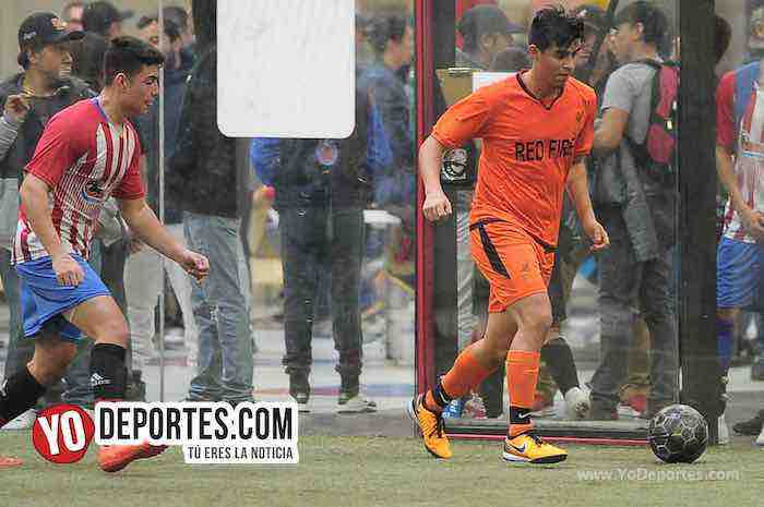 Red Fire-Cardenas-Liga Latinoamericana-Champions