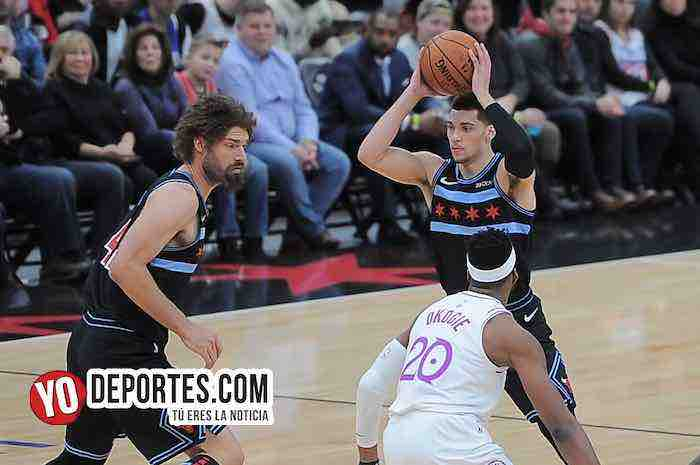 Robin Lopez-Zach LaVine-Chicago Bulls-Minnesota Timberwolves