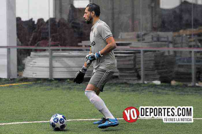 Rudy Chatita Gonzalez-Deportivo La Palma-FC Studz-Champions de los Martes-Liga San Francisco