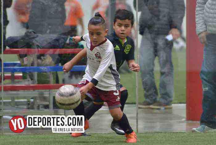 San Antonio-Deportivo 59-Liga Latinoamericana-Finales Champions Kids-2010