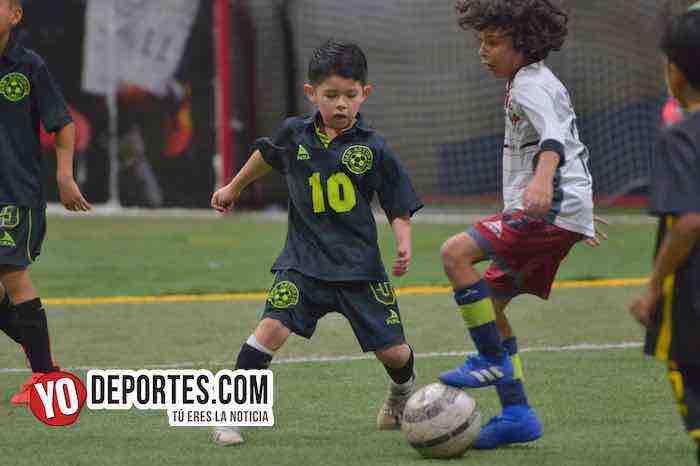 San Antonio-Deportivo 59-Liga Latinoamericana-Finales Champions Kids-2011