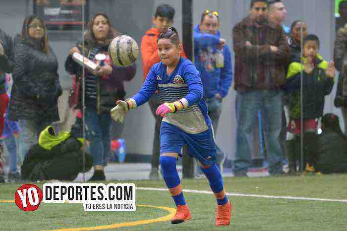 San Antonio-Deportivo 59-Liga Latinoamericana-Finales Champions Kids Indoor