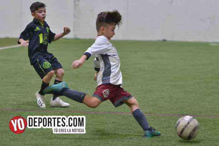San Antonio-Deportivo 59-Liga Latinoamericana-Finales Champions Kids