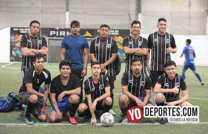 San Marcos-Liga 5 de Mayo Torneo Invierno Viernes