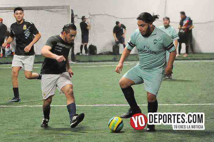San Matias-Pique-Liga Taximaroa Soccer League Indoor
