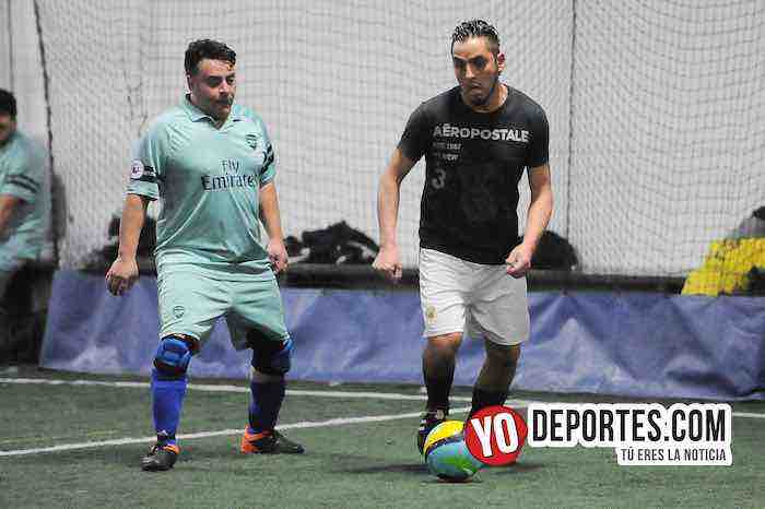 San Matias-Pique-Liga Taximaroa de Futbol en Chicago