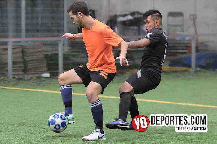 Southside-Villa Toro-Champions Martes-Liga San Francisco-Indoor Futbol