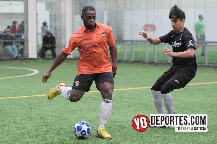 Southside-Villa Toro-Champions Martes-Liga San Francisco