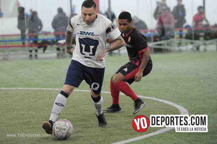 UNAM I se despega del Marquette FC en la Mayor de la 5 de Mayo