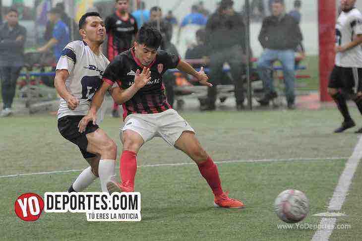 UNAM 1-Marquette FC-Liga 5 de Mayo Soccer League