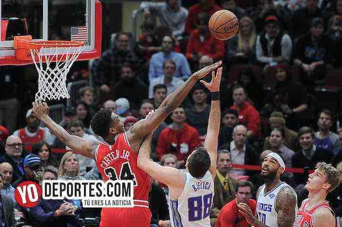 Wendell Carter Jr-Nemanja Bjelica-Chicago Bulls-Sacramento Kings