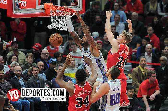 Los Bulls ahora pierden con Sacramento Kings