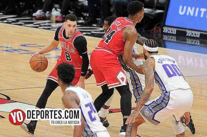 Zach LaVine-Chicago Bulls-Sacramento Kings