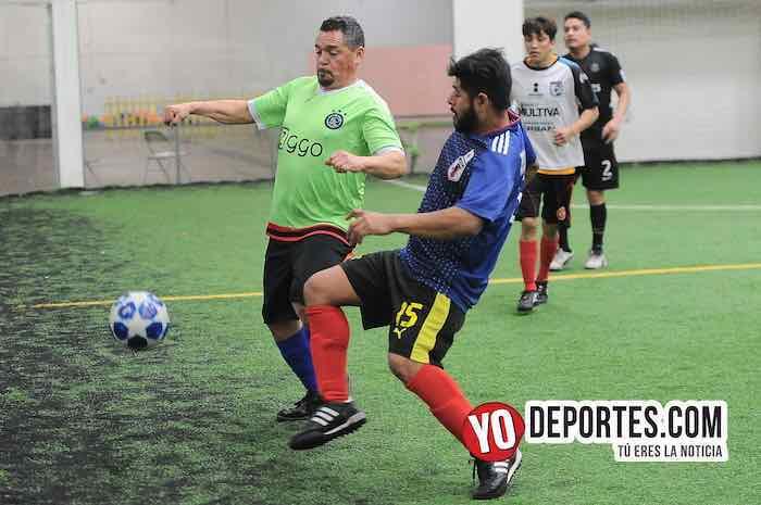 Aguilas-Deportivo Neza-Liga San Francisco Soccer League Chicago