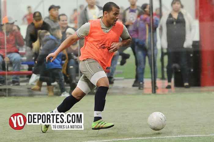 Anthony Martinez-San Antonio-Sahuayo-Champions-Liga Latinoamericana